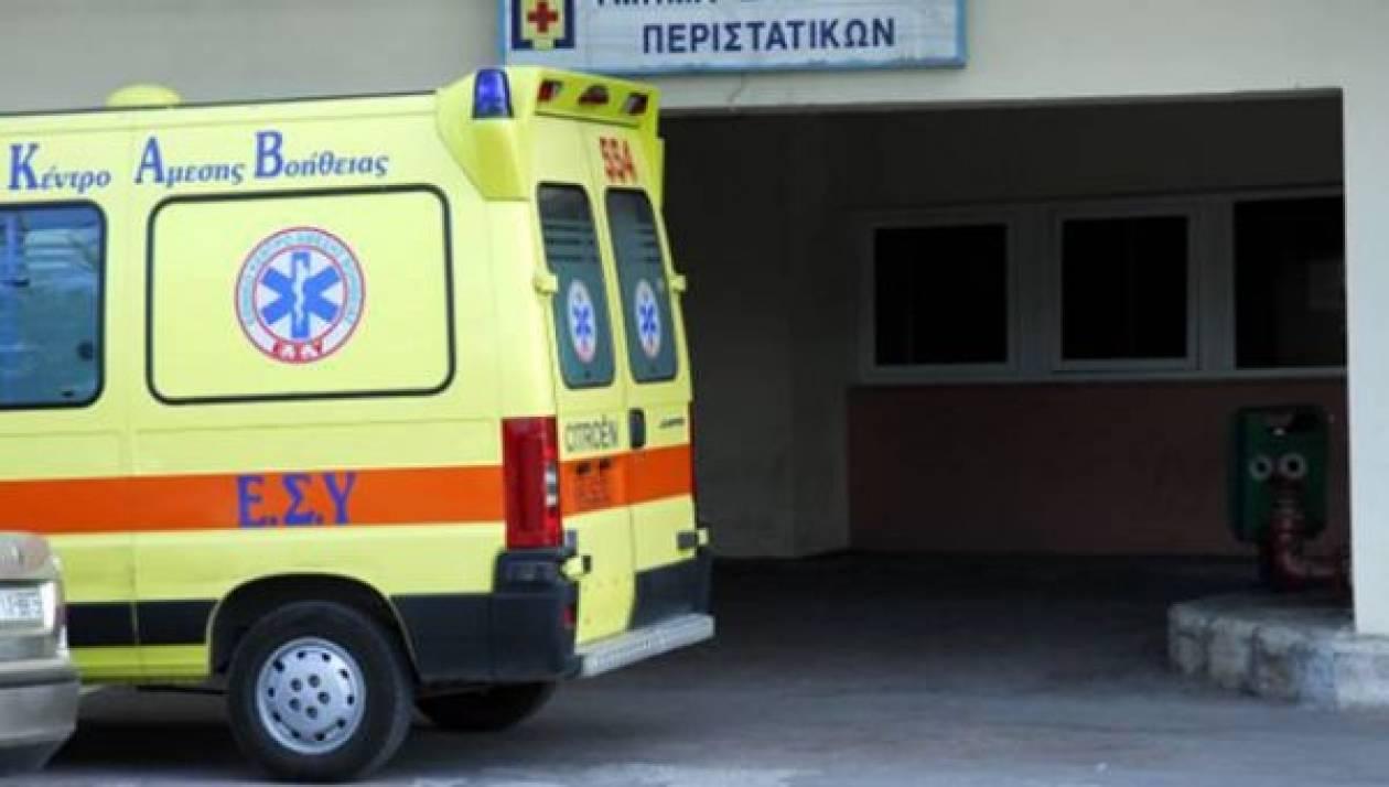 Tέσσερις τραυματίες σε τροχαίο στο Ζάρκο