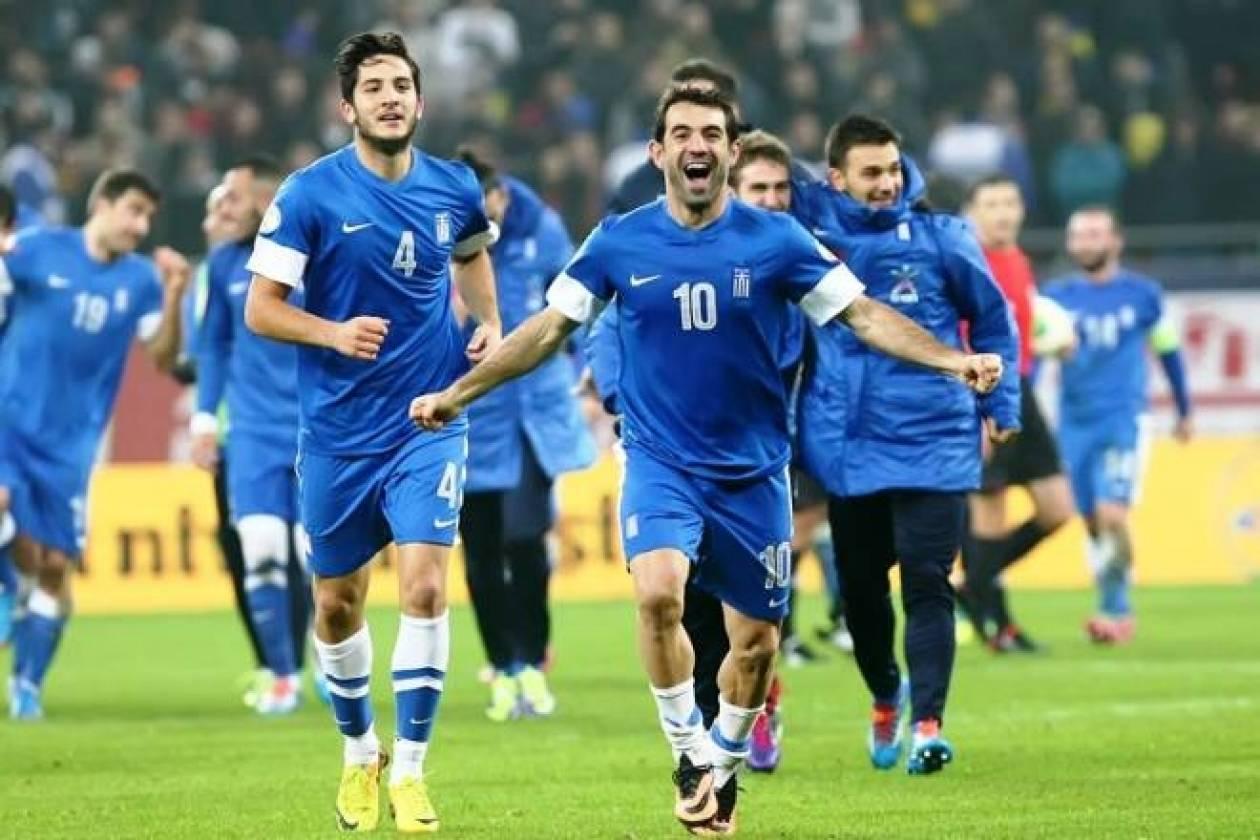 Εθνική Ελλάδας: Πρόβα… φωτιά για το Euro 2016