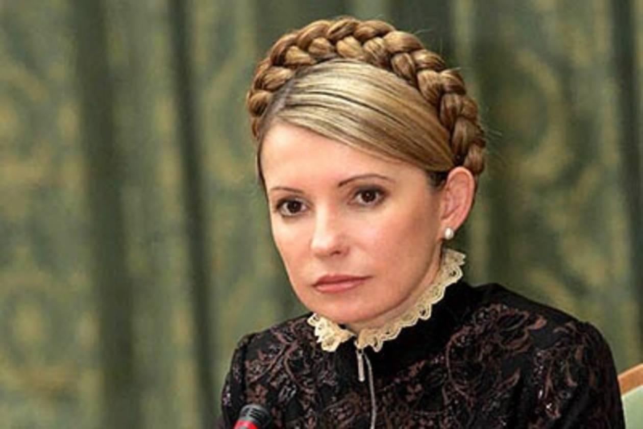 Αποφυλακίστηκε η Τιμοσένκο