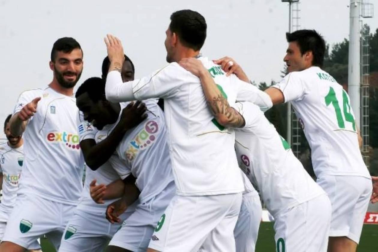 Λεβαδειακός-Αστέρας Τρίπολης 3-1: Τα γκολ του αγώνα (video)