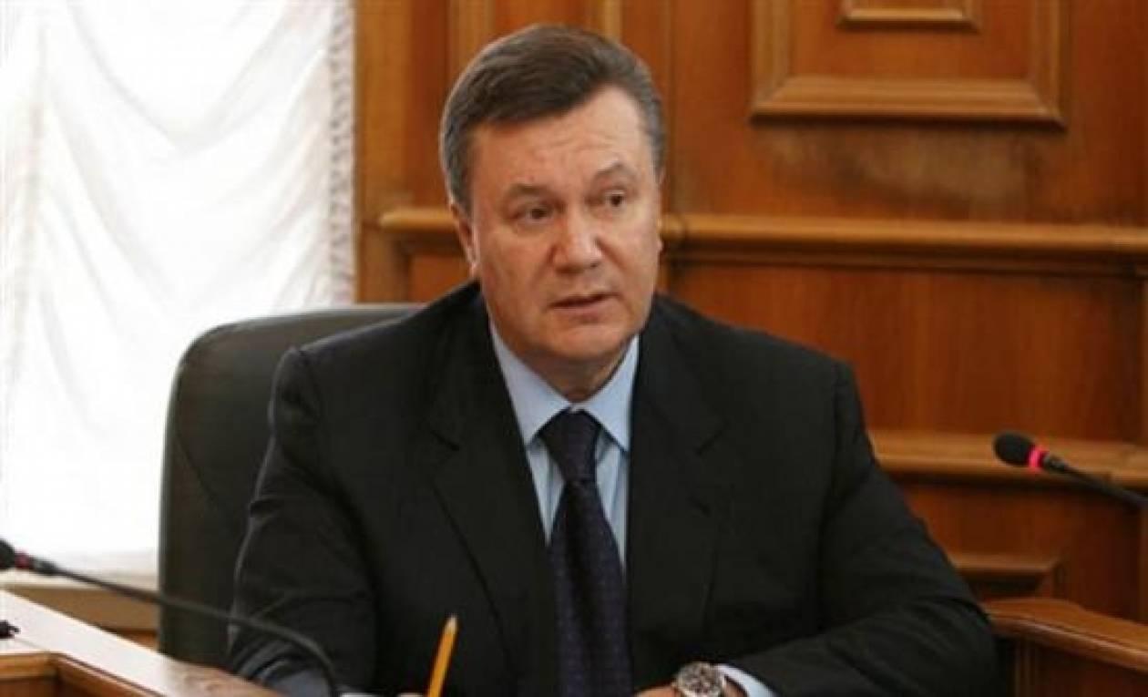 Ο Γιανουκόβιτς «προσπάθησε να μεταβεί αεροπορικώς στη Ρωσία»
