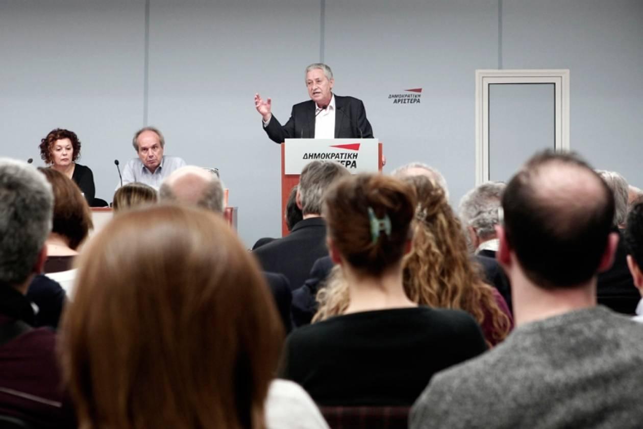 Ευρωεκλογές 2014: Εγκρίθηκε η εισήγηση για τη στρατηγική της ΔΗΜΑΡ