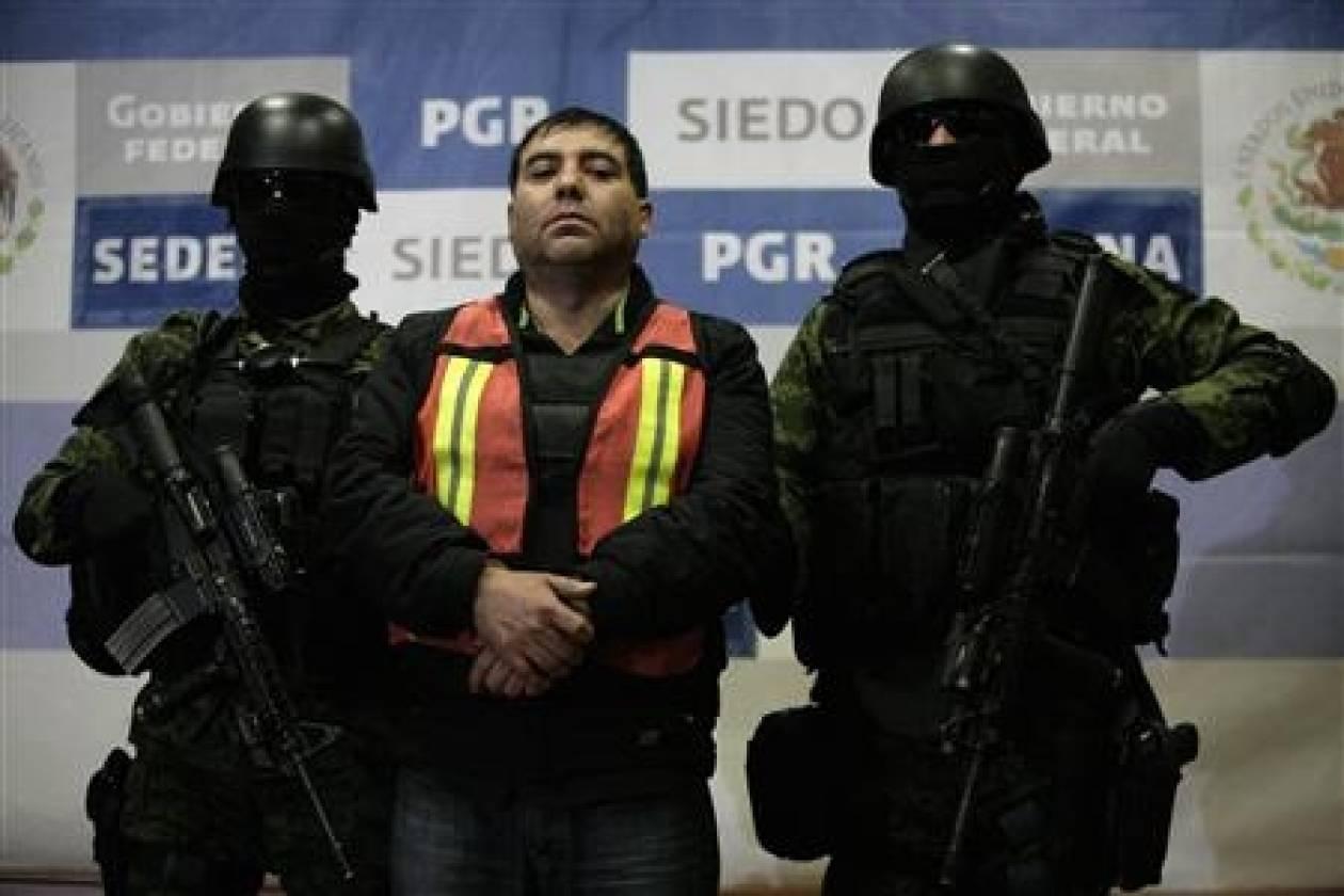 Μεξικό: Συνελήφθη ο πιο καταζητούμενος άνθρωπος στη χώρα