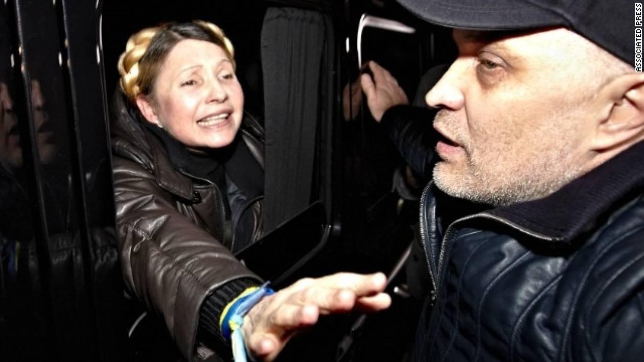 Ουκρανία: Βέβαιη η Τιμοσένκο ότι η χώρα θα ενταχθεί στην Ε.Ε.