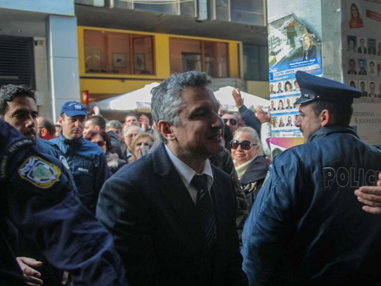 Προφυλακιστέος κρίθηκε ο πρόεδρος της ΕΤΕΚΑ, Γιώργος Σπανός