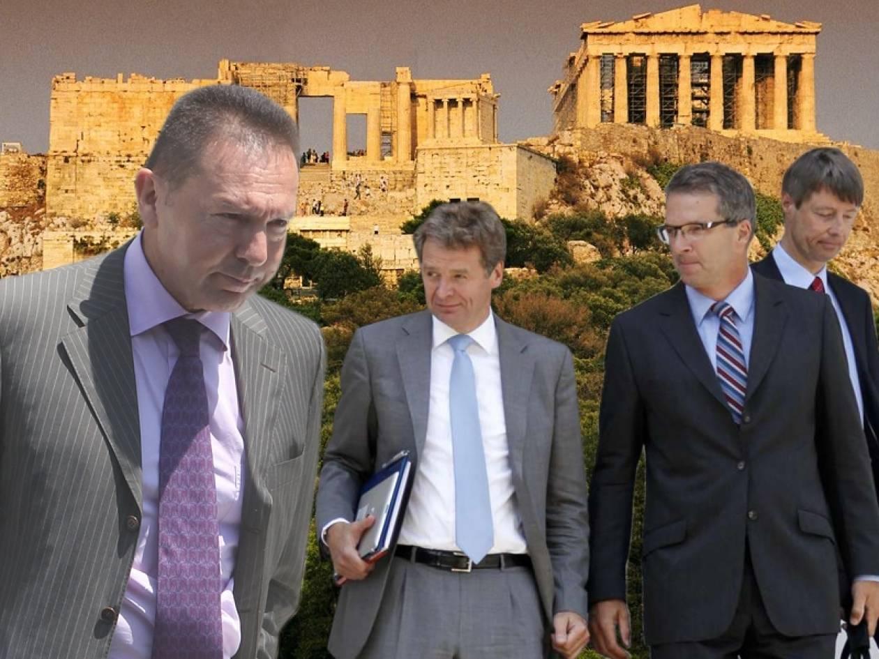 Νέος γύρος διαπραγματεύσεων με την τρόικα