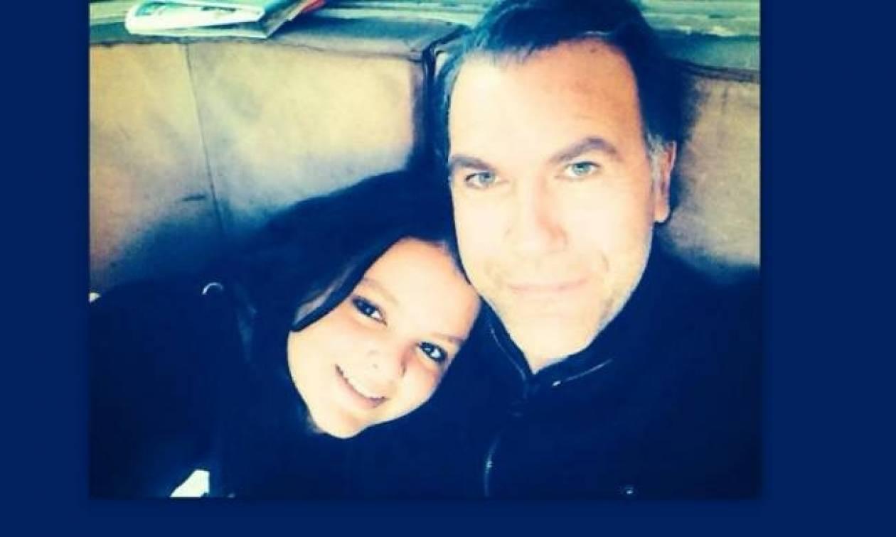 Η τρυφερή σχέση του Σωτήρη Πολύζου με την κόρη της Μιμής Ντενίση