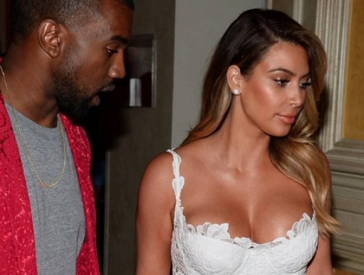Ο Kanye West αναλαμβάνει manager της Kim Kardashian