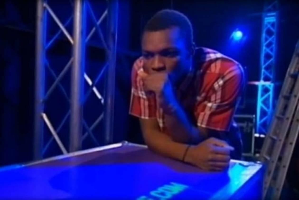Αντερίντο: «Εγώ, ο Αντετοκούνμπο, ο ρατσισμός και το The Voice...»