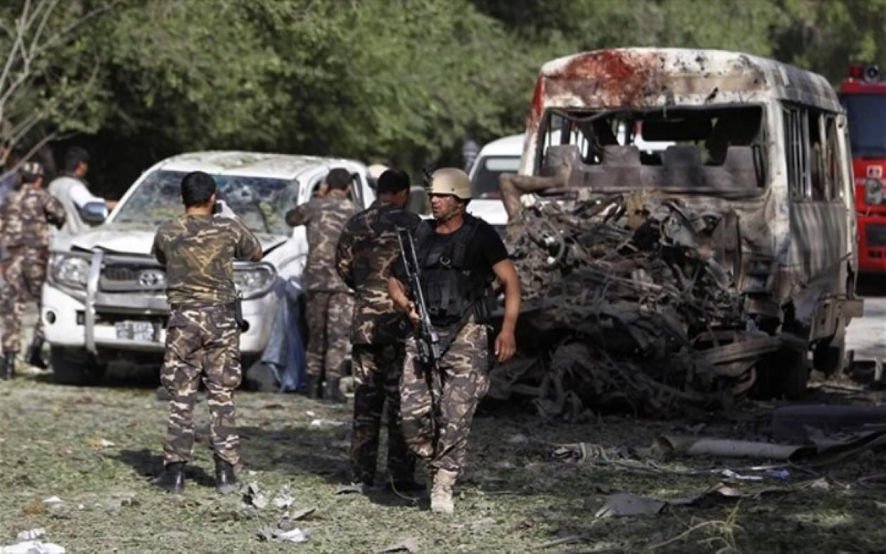 Αφγανιστάν: Δεκάδες στρατιώτες νεκροί από επίθεση Ταλιμπάν