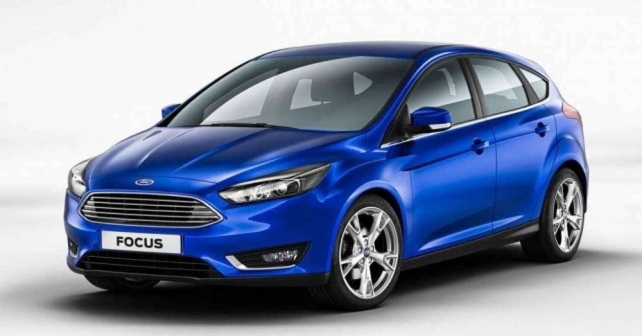 Αυτό είναι το ανανεωμένο Ford Focus