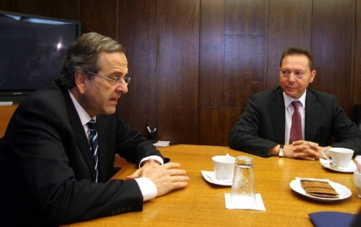 Σύσκεψη υπό τον πρωθυπουργό στο υπουργείο Οικονομικών
