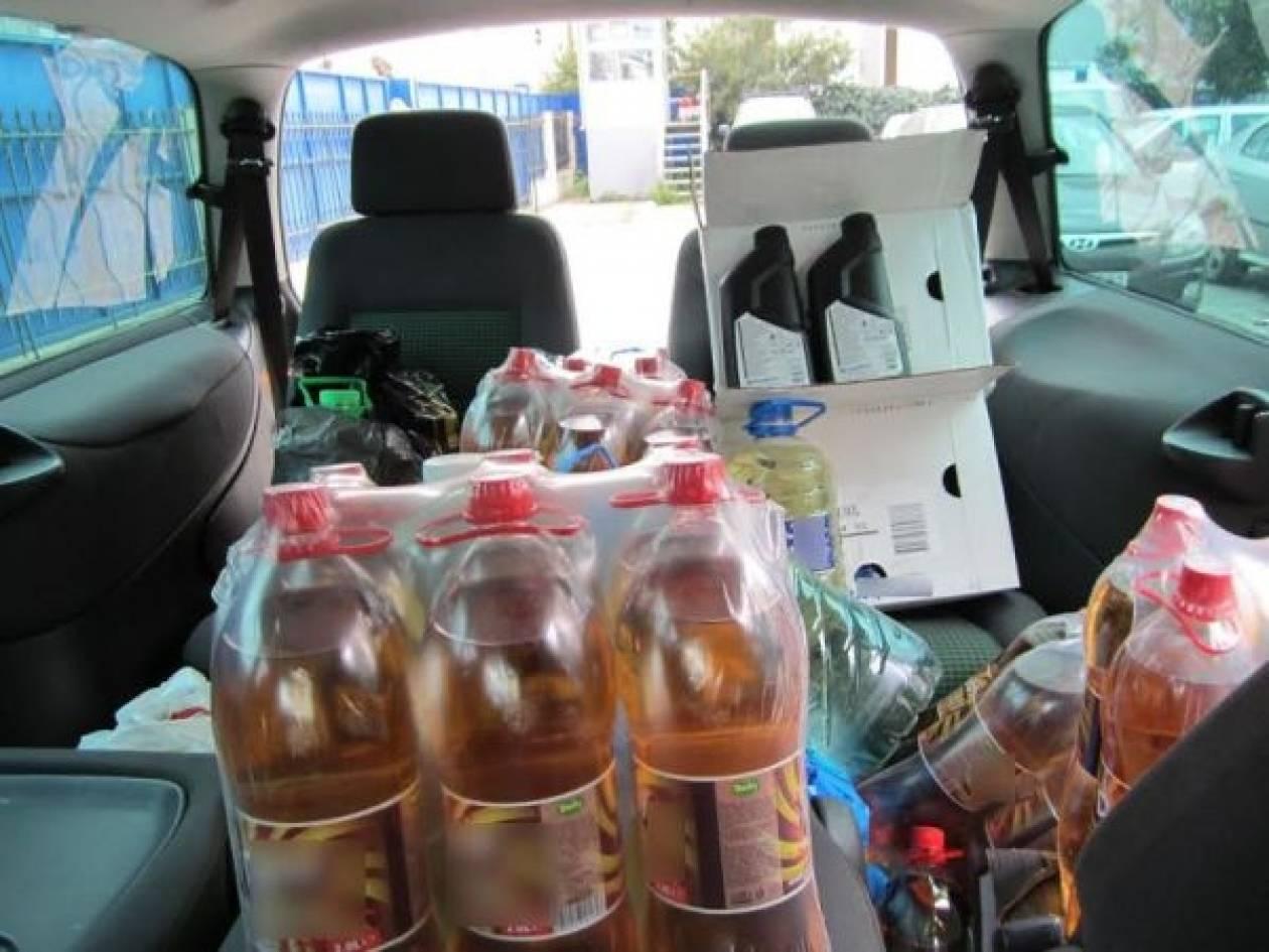 Λαμία: Δείτε τι κουβαλούσε στο τρέιλερ ένας 40χρονος Βούλγαρος (Φωτό)