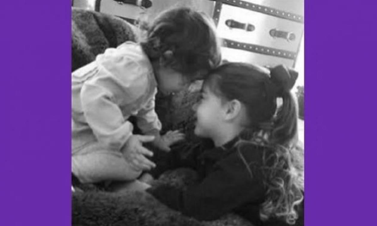 Πόσο μεγάλωσαν! Αυτές είναι οι πανέμορφες κόρες της… (εικόνες)