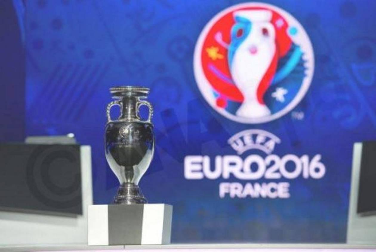 Euro 2016: Έτοιμη για Γαλλία η Ελλάδα