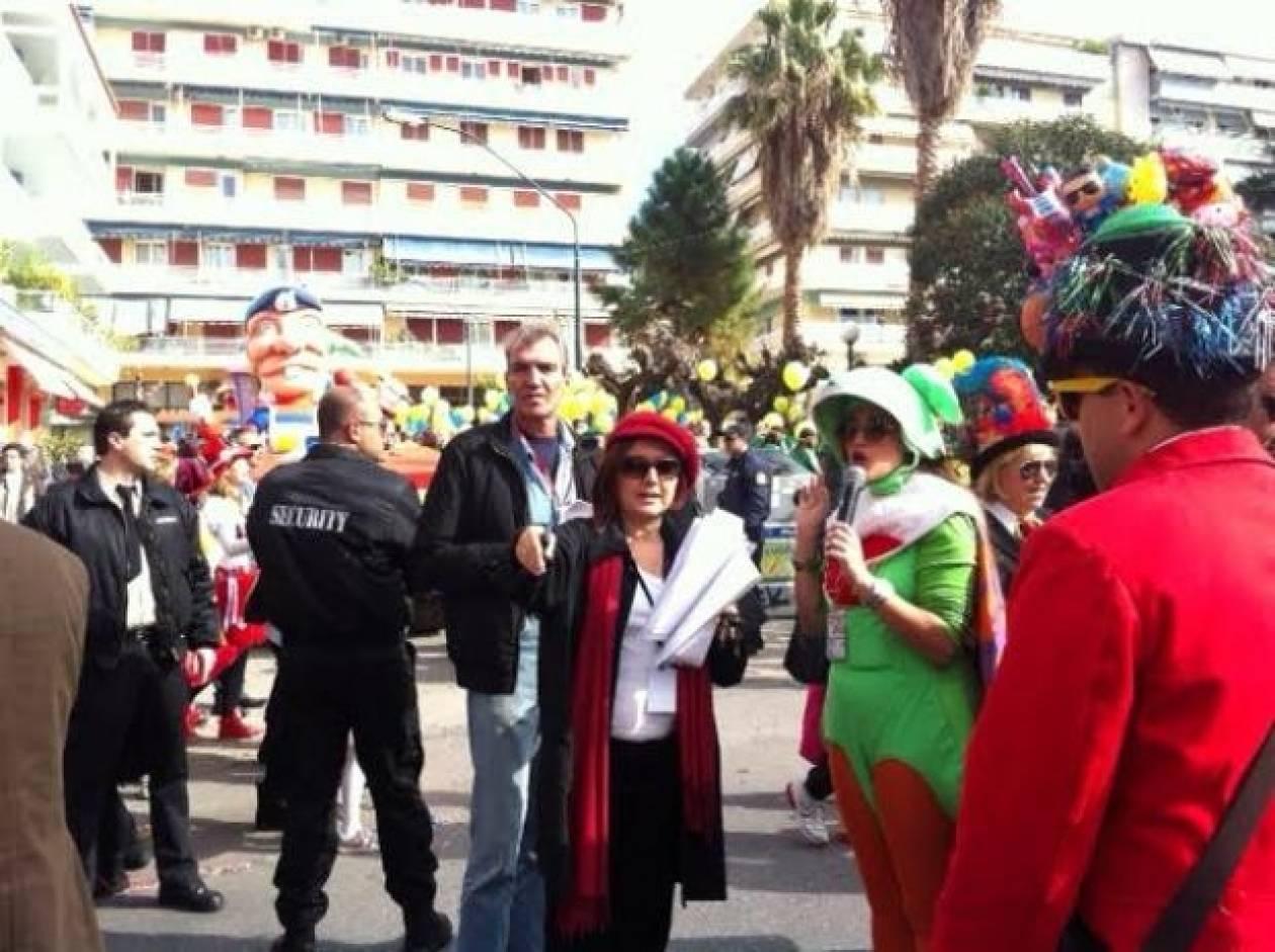 Πάτρα: 8.000 μικροί καρναβαλιστές πήραν μέρος στη μεγάλη παρέλαση