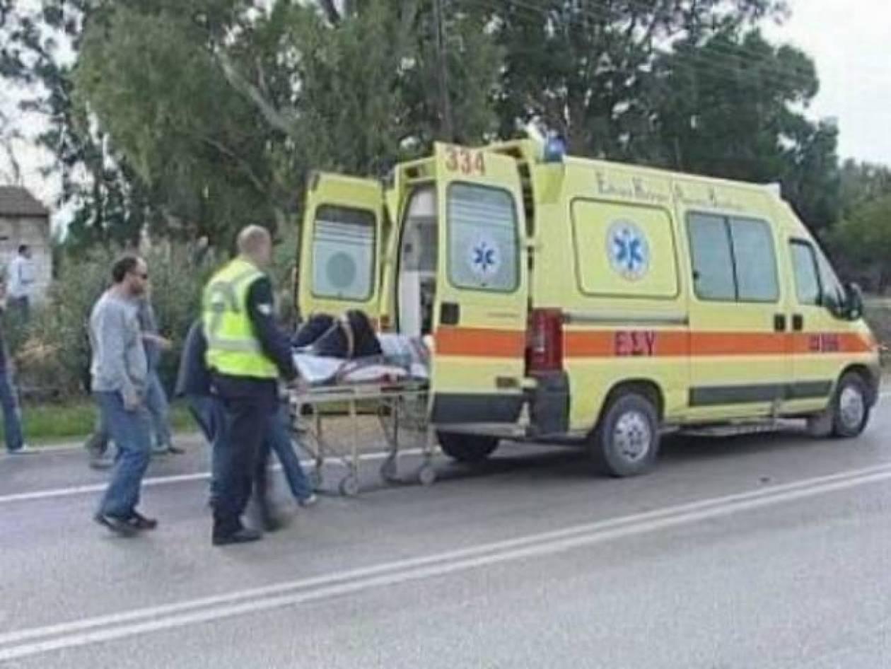 Ιερά Οδός: Τροχαίο με έναν νεκρό και δύο τραυματίες