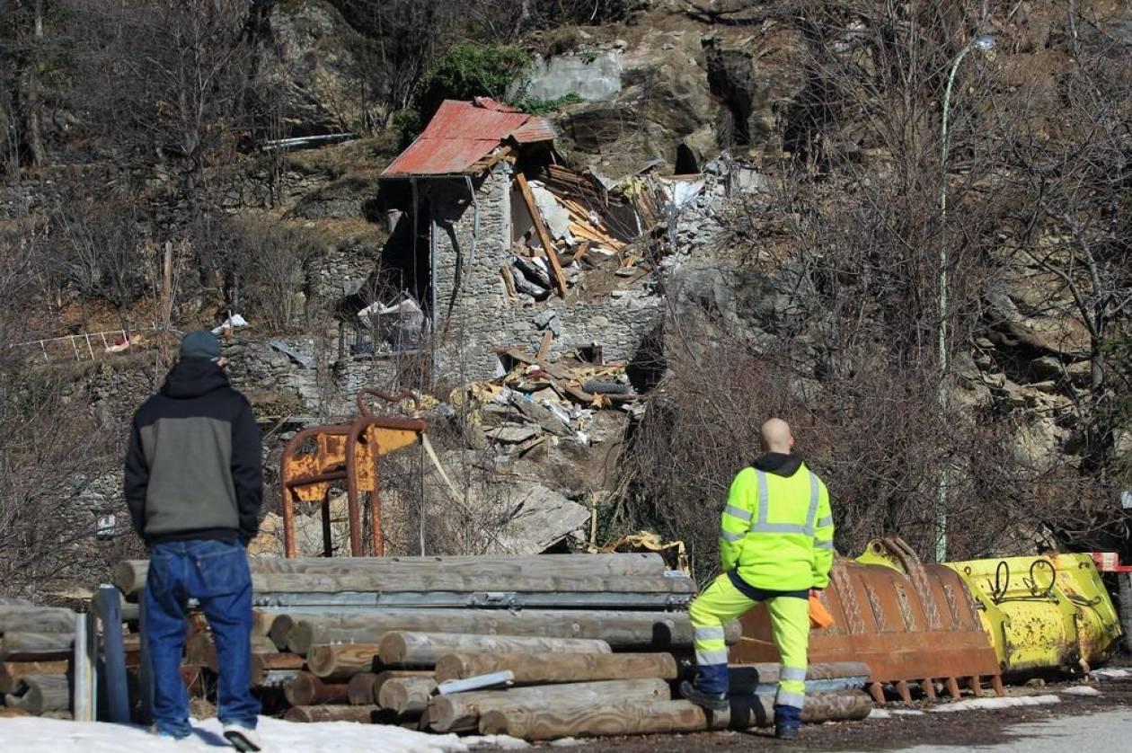 Δύο παιδιά νεκρά από ογκόλιθο σε χωριό στις γαλλικές Άλπεις!