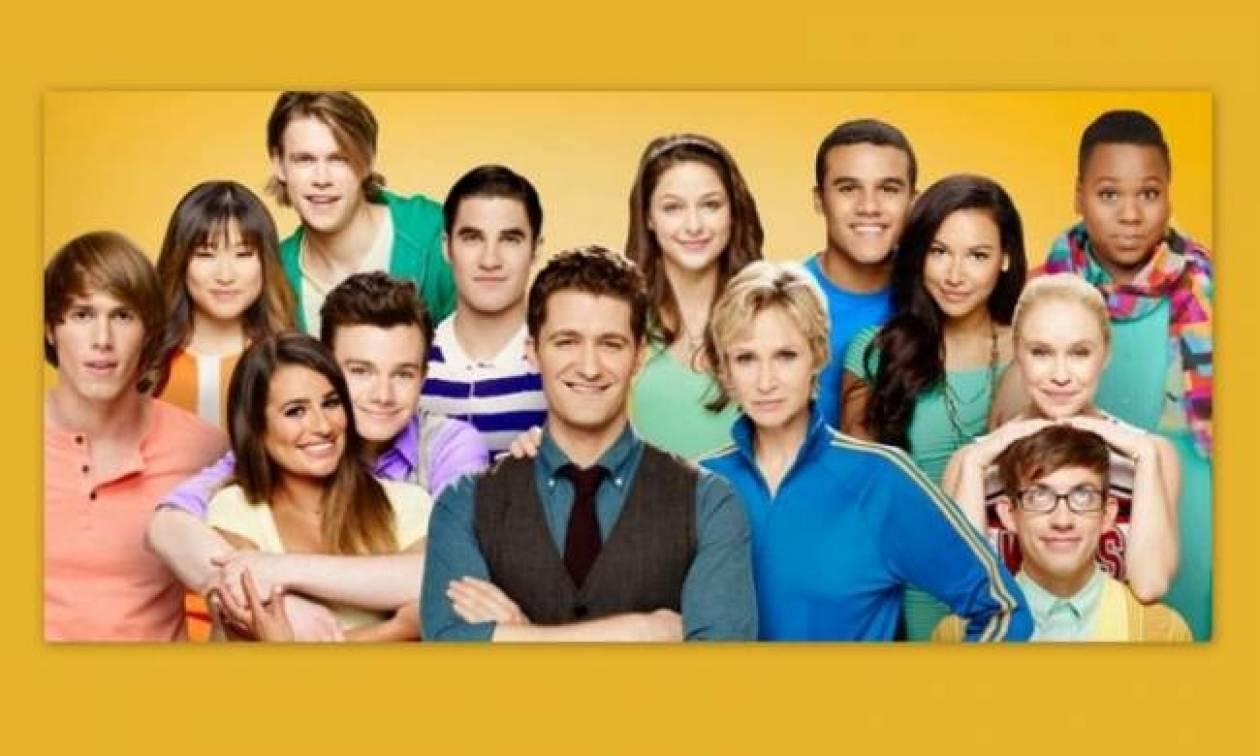 Πασίγνωστος Έλληνας ηθοποιός στη σειρά Glee που «σαρώνει» στην Αμερική