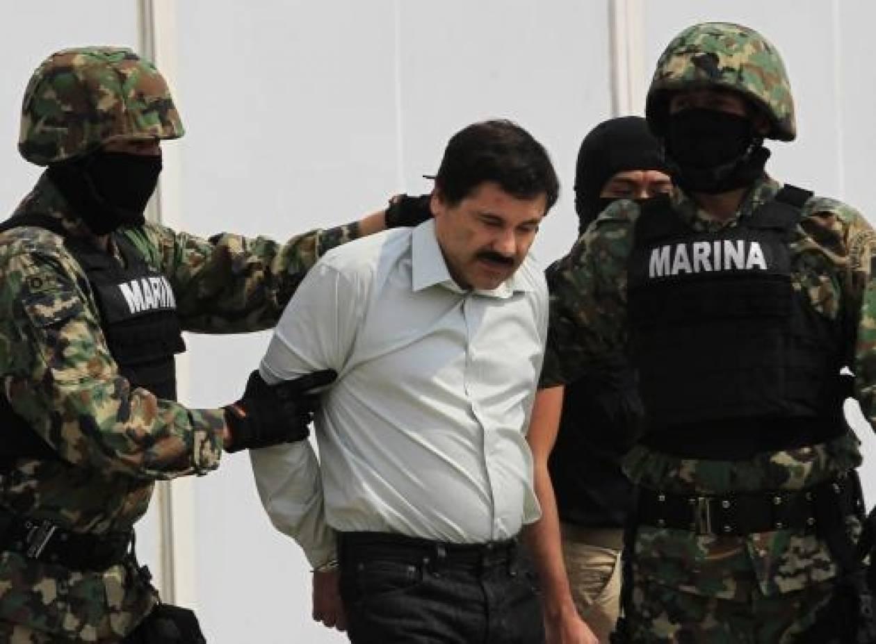 Οι αμερικανικές αρχές ζητούν την έκδοση του Μεξικανού βαρόνου Γκουσμάν
