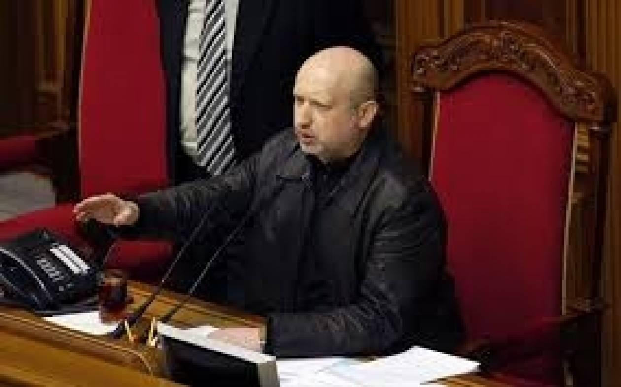 Ουκρανία:Έτοιμος να συνομιλήσει με τη Ρωσία ο υπηρεσιακός πρωθυπουργός