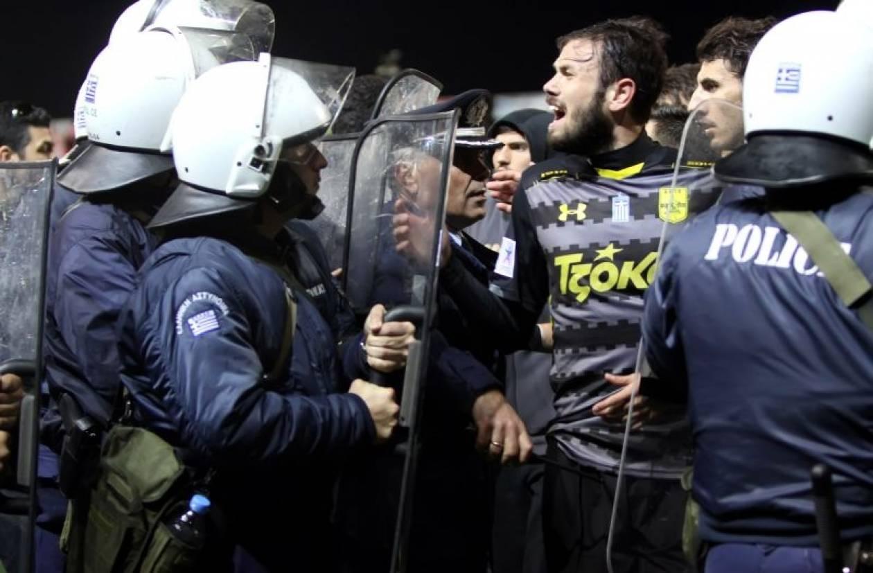 Onsports TV: Χάος στα Περιβόλια, χάθηκε κι ο Άρης (photos+video)