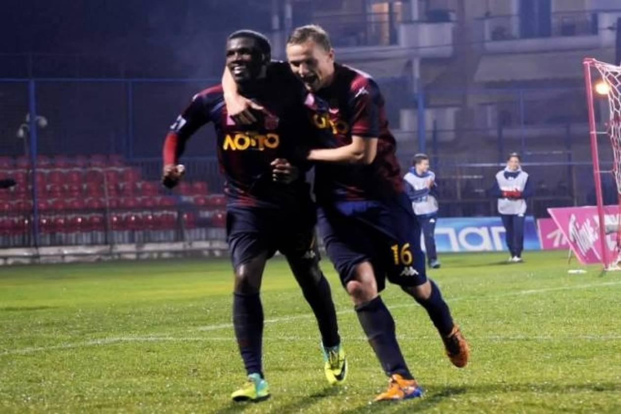 ΠΑΣ Γιάννινα-Βέροια 0-1: Το γκολ του αγώνα (video)