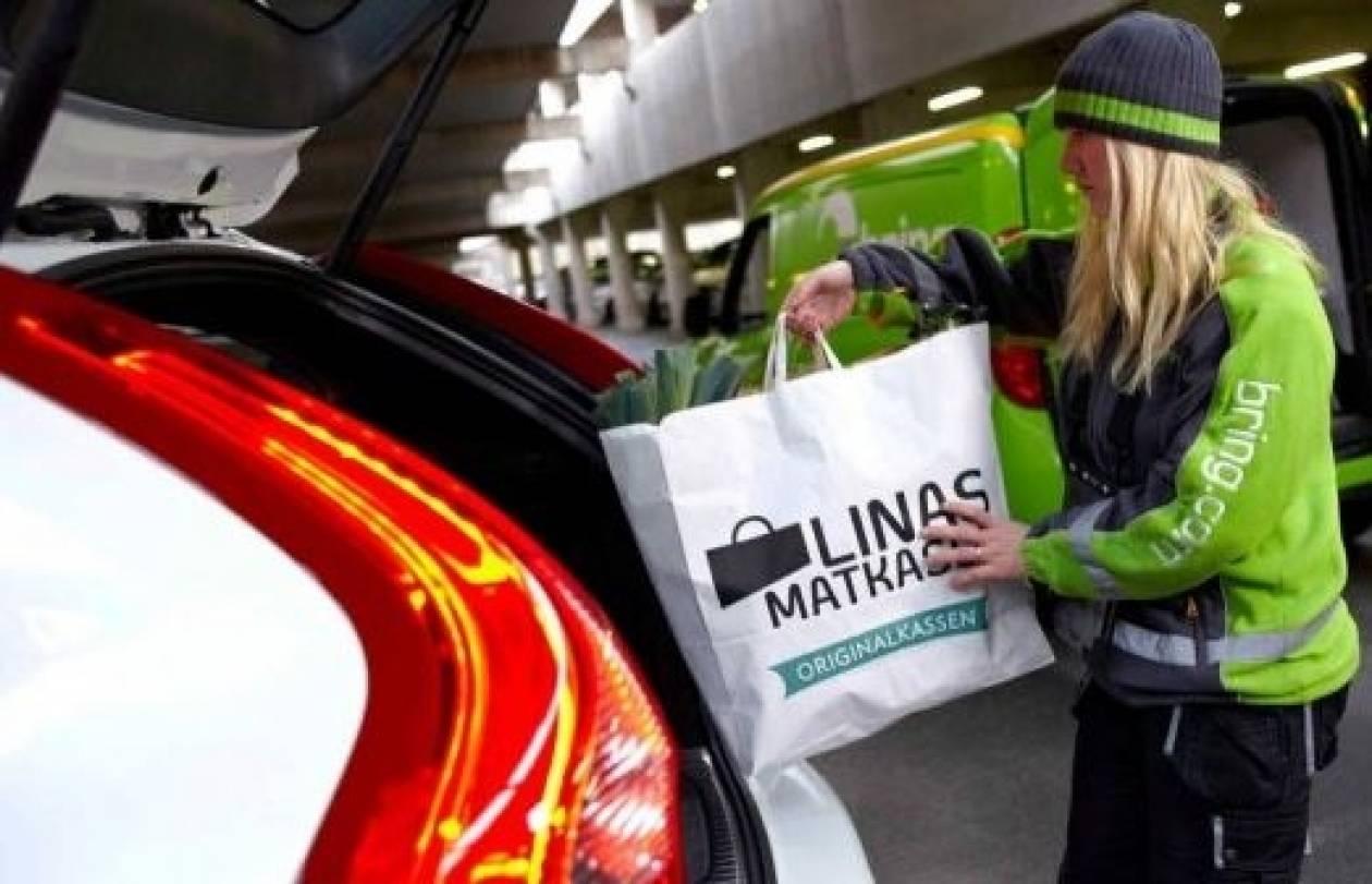 VOLVO: Το αυτοκίνητο ξεκλειδώνει ψηφιακά και γίνεται σημείο παράδοσης