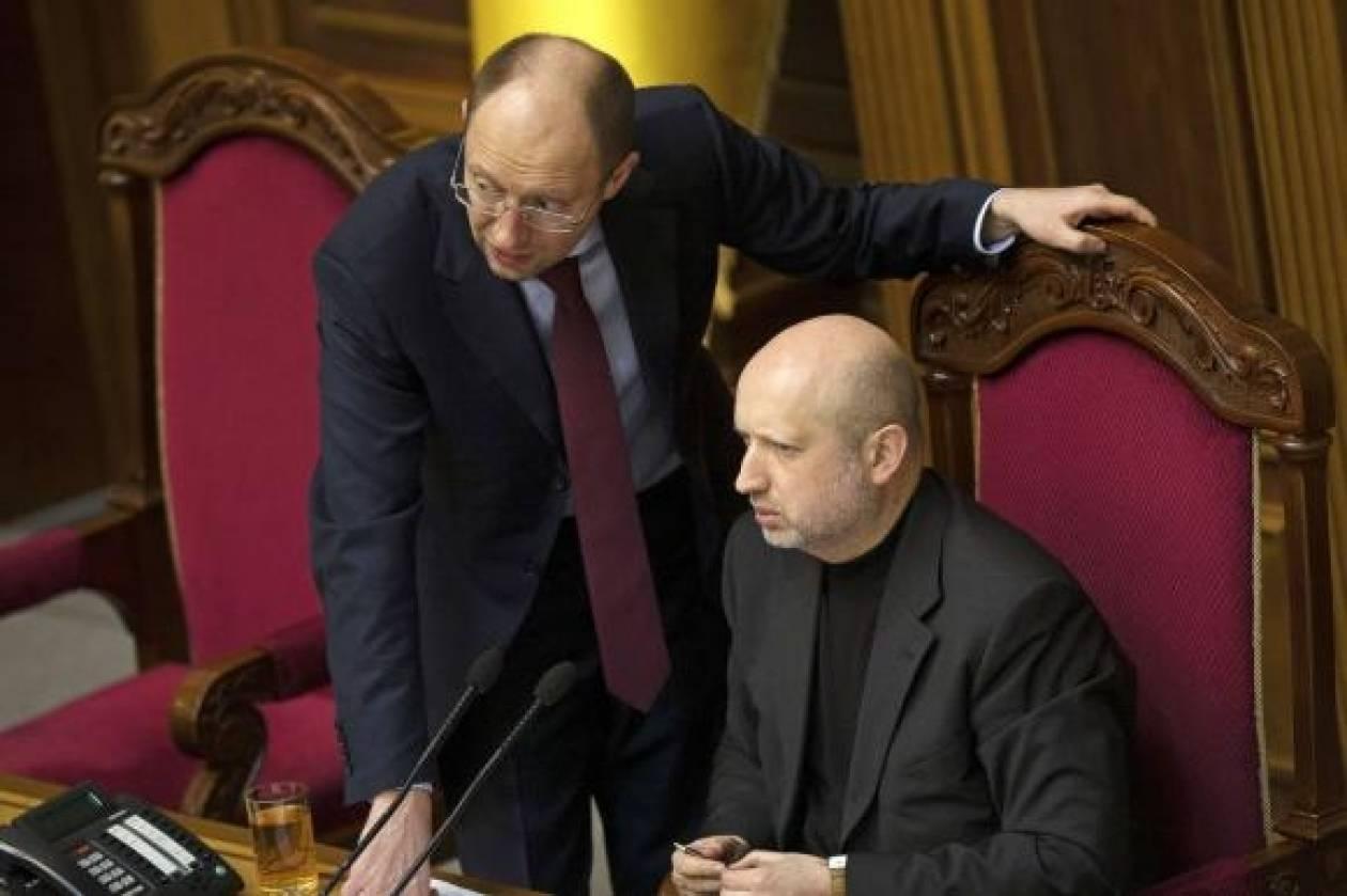 Ουκρανία: «Ξηλώνουν» το κράτος του Γιανουκόβιτς