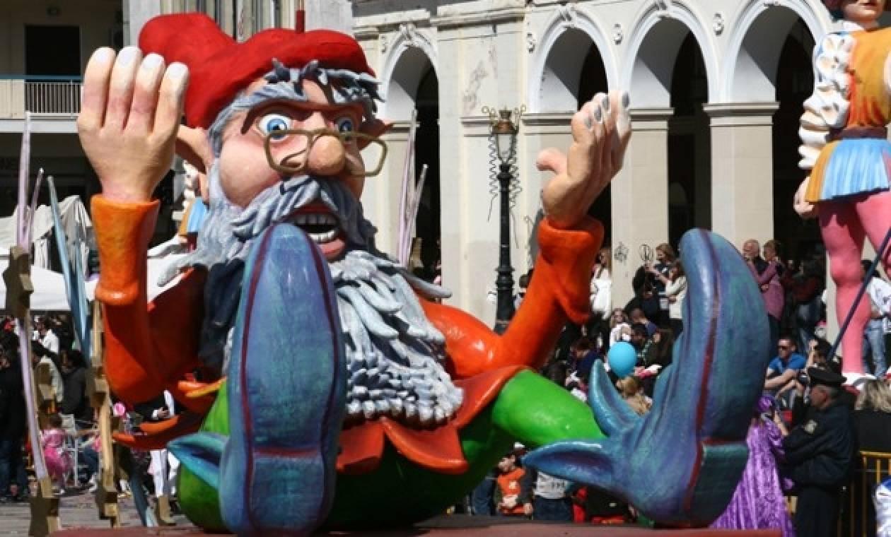 Με πολύ κέφι πραγματοποιήθηκε το Piccolo Καρναβάλι στη Ζάκυνθο