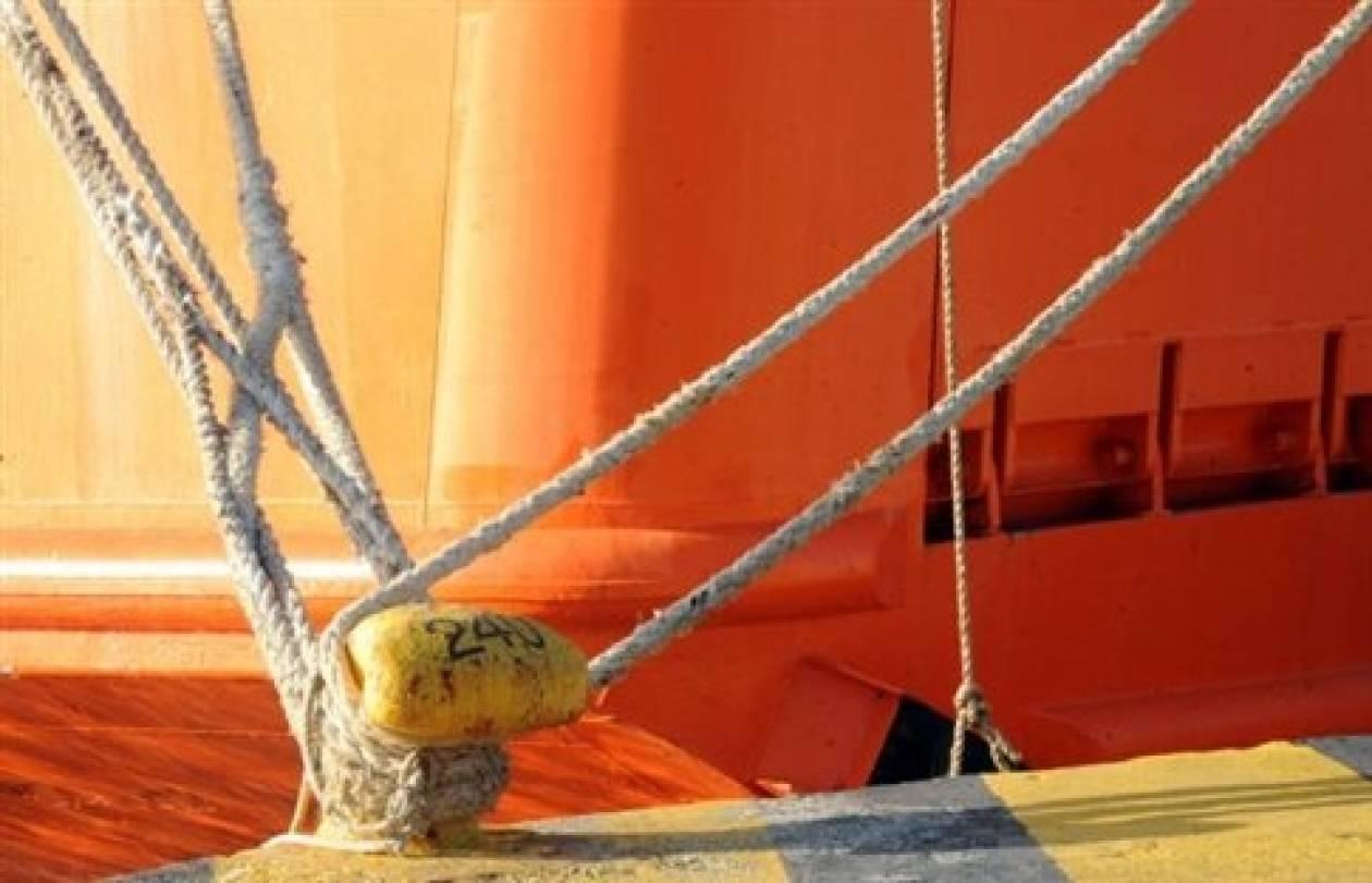 Στάση εργασίας στα λιμάνια όλης της χώρας