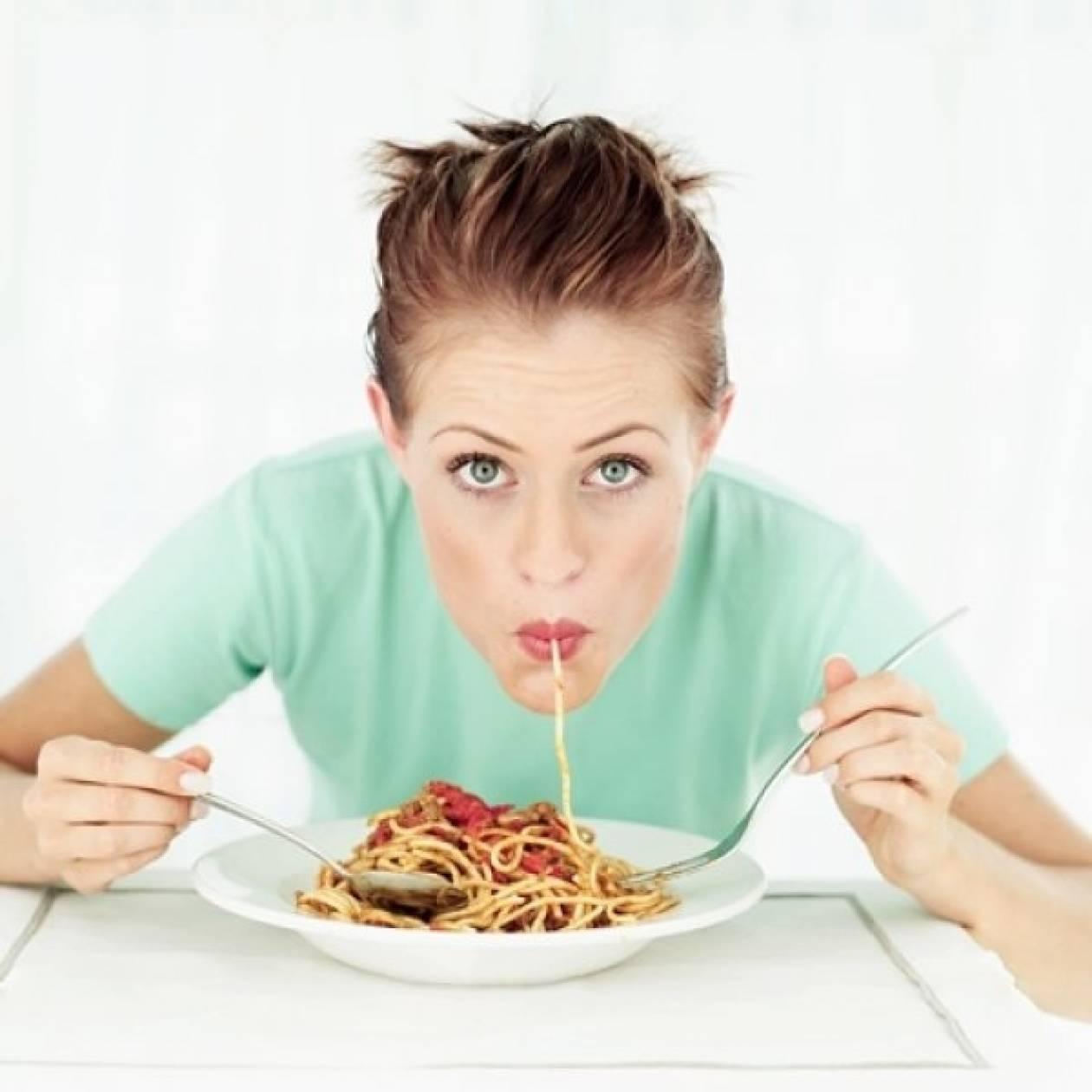 Πώς θα απολαμβάνετε όλα τα φαγητά χωρίς τύψεις