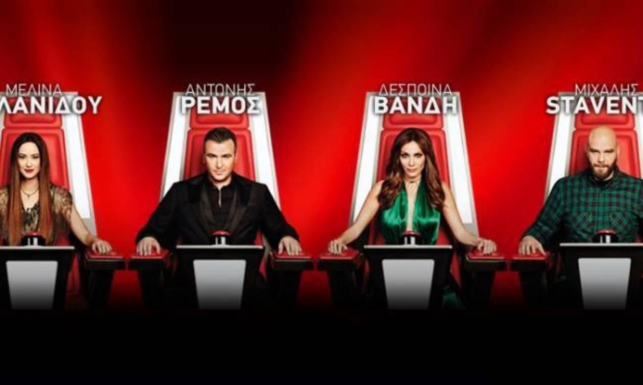 «Τρελάθηκαν» τα μηχανάκια τηλεθέασης με το The Voice!