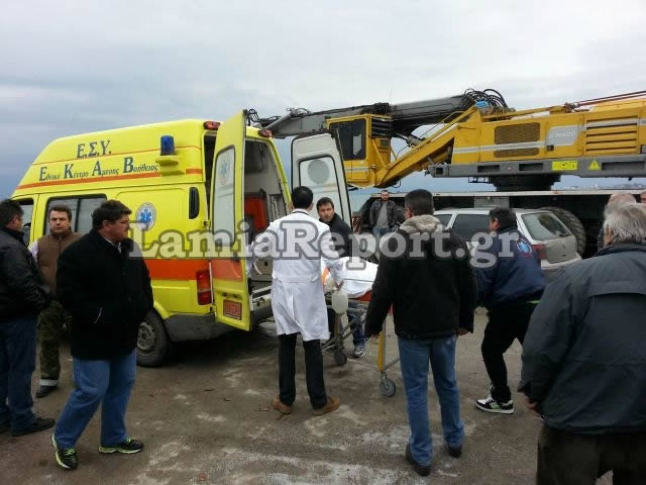Τραγωδία με έναν νεκρό στο λιμάνι της Στυλίδας (pics)