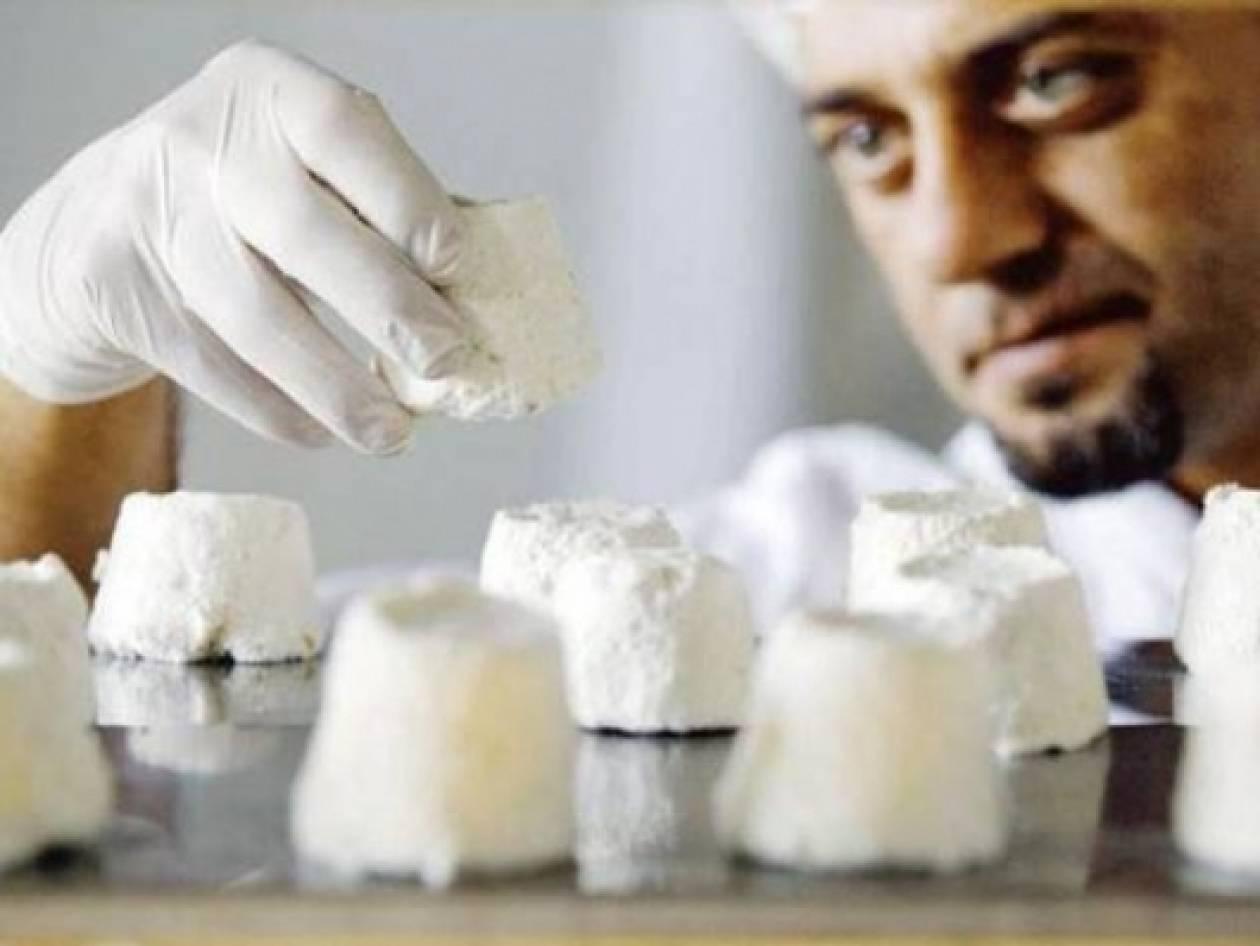 Δε θα πιστεύετε από τι φτιάχνεται το πιο ακριβό τυρί στον κόσμο