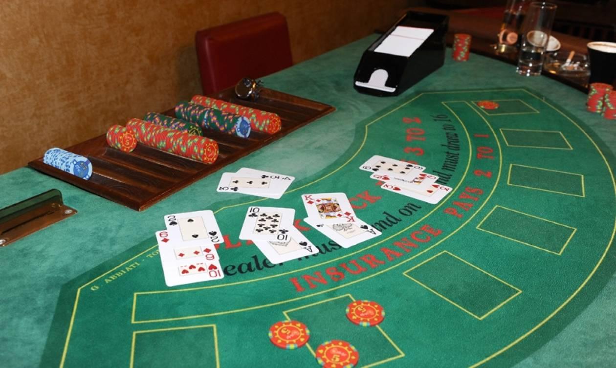 Εντόπισαν μίνι «καζίνο» στους Αμπελόκηπους