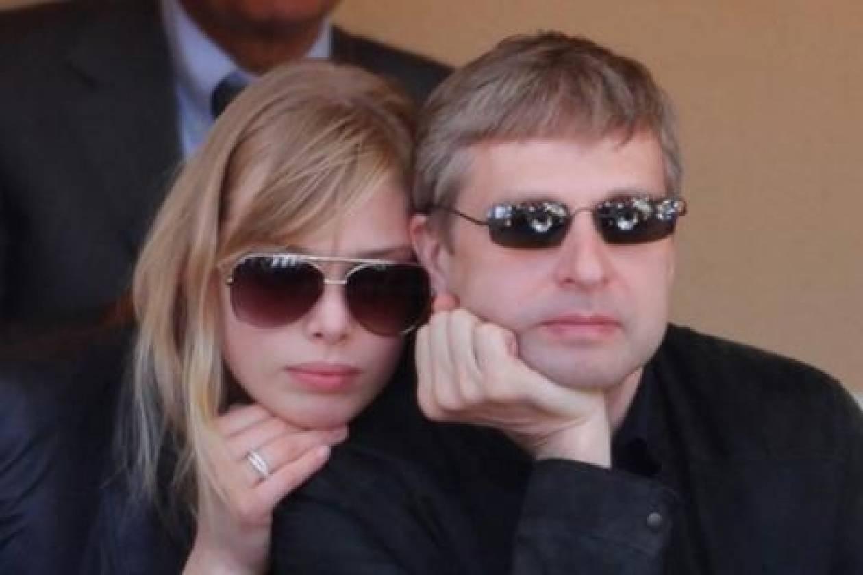 Συνελήφθη στην Κύπρο η πρώην σύζυγος του μεγιστάνα Ριμπολόβλεφ