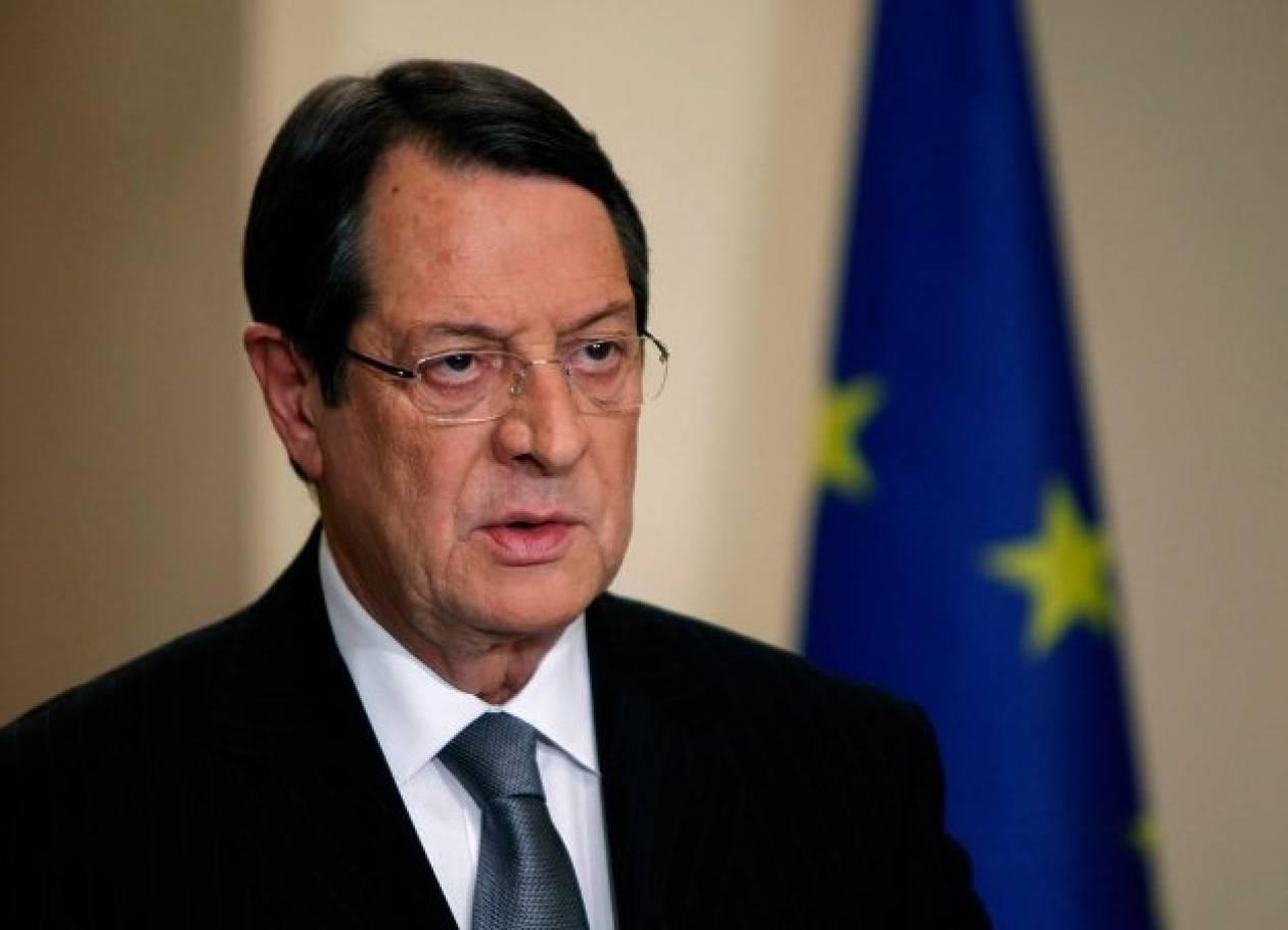 Το Κυπριακό στο επίκεντρο της συνάντησης Αναστασιάδη-Ρώσου Πρέσβη