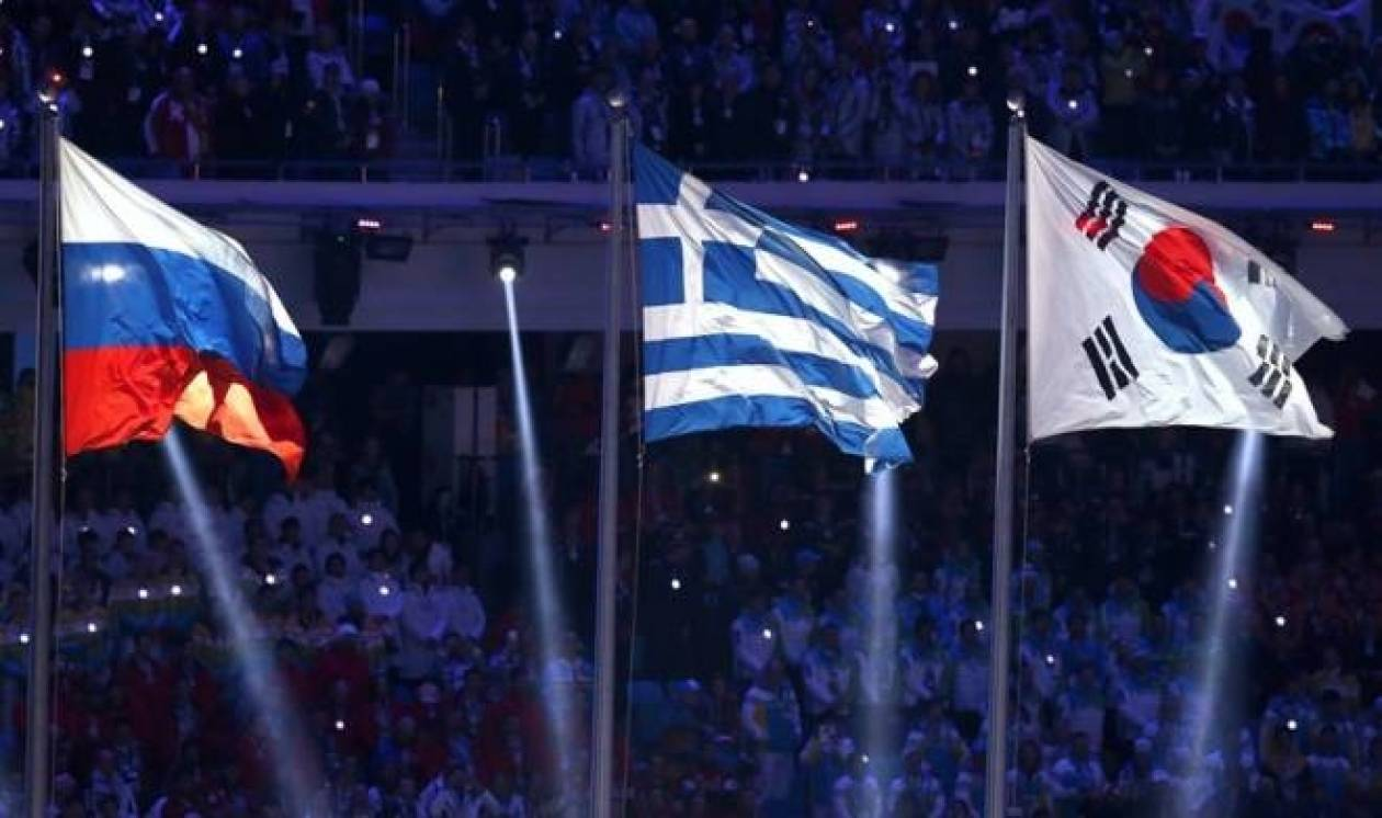 Χειμερινοί Ολυμπιακοί Σότσι:Όλα όσα έκαναν οι Έλληνες αθλητές (photos)