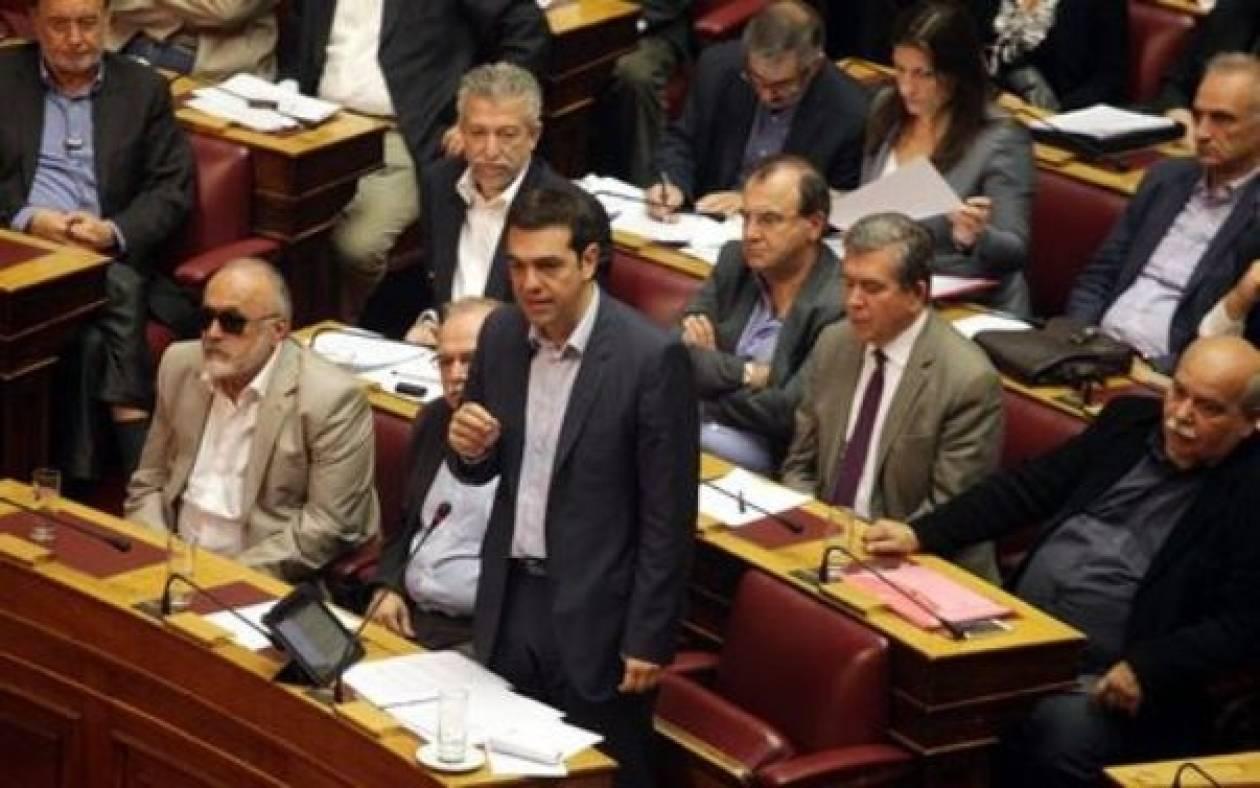 Νέα επερώτηση του ΣΥΡΙΖΑ για την καταστροφή των χημικών στη Μεσόγειο
