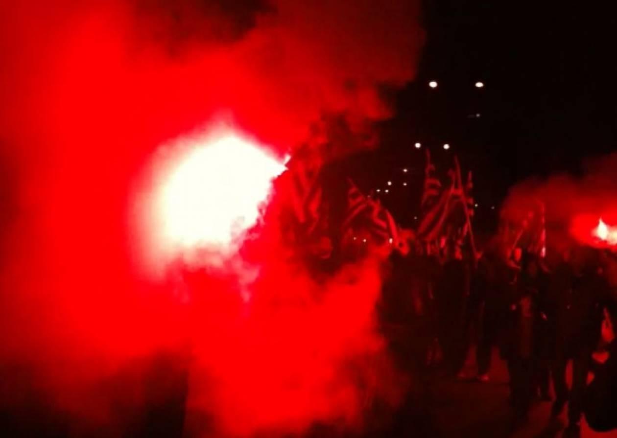 Βίντεο-σοκ με πρωταγωνιστές μέλη της Χρυσής Αυγής