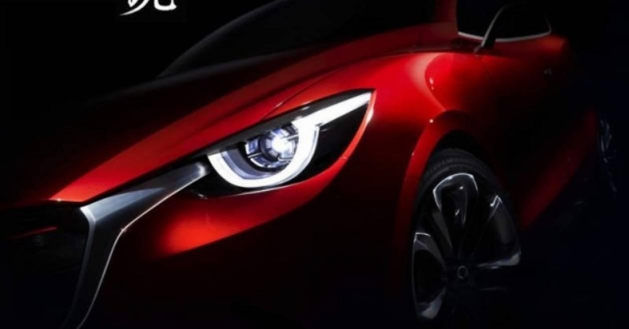 Mazda Hazumi ο αντικαταστάτης του 2 στη Γενεύη