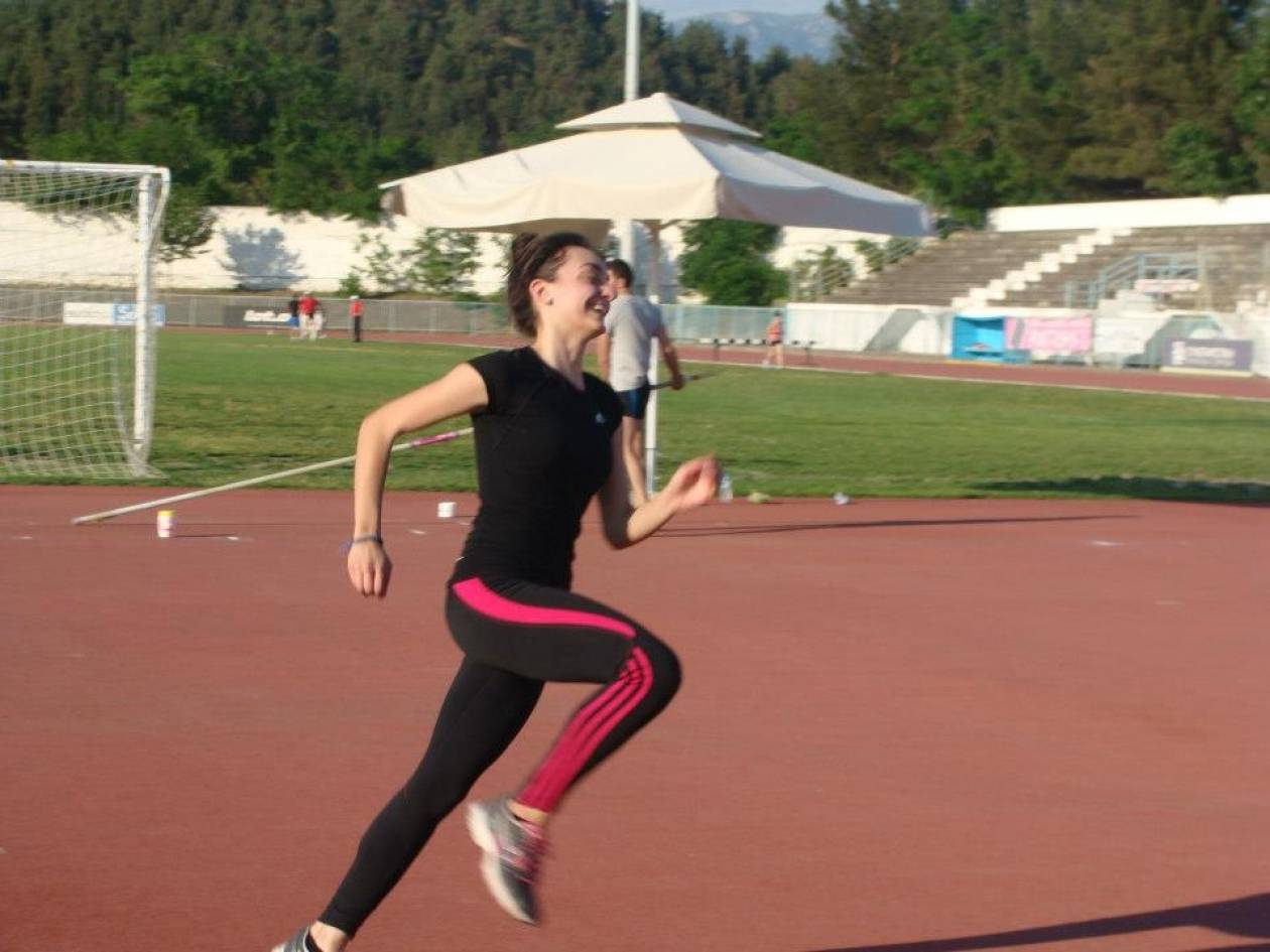 Άριστη μαθήτρια και αθλήτρια η 17χρονη Ευθυμία Γαβριηλίδου (photos)