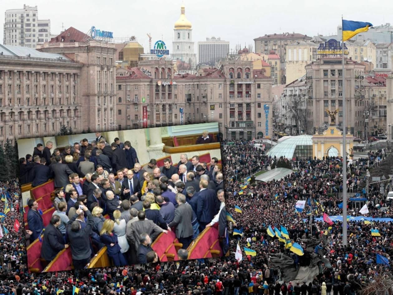 Η Μόσχα ανησυχεί, η Ευρώπη αναγνωρίζει