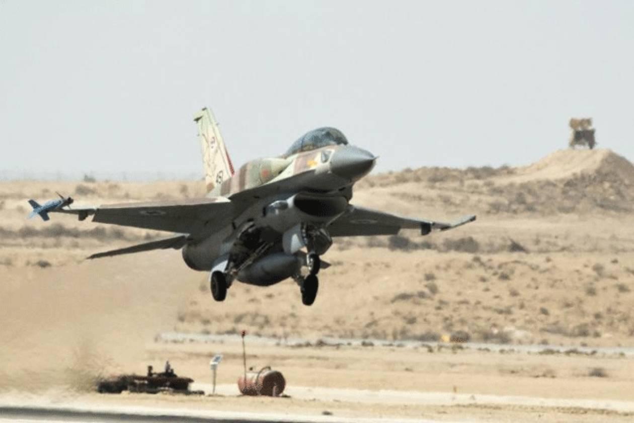 Η αεροπορία του Ισραήλ βομβάρδισε στόχο της Χεζμπολάχ