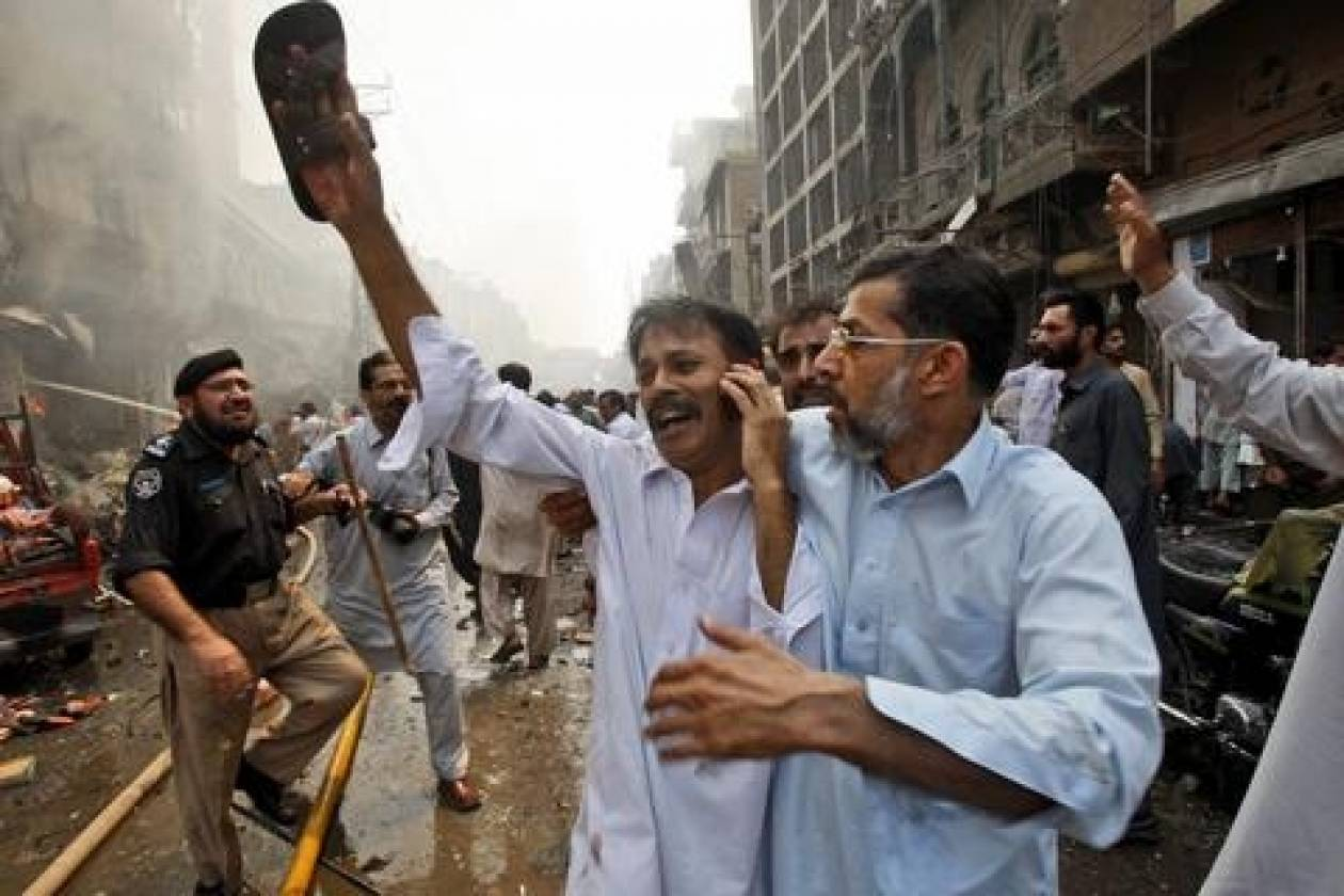 Πακιστάν: Τουλάχιστον 27 νεκροί σε νέες αεροπορικές επιδρομές