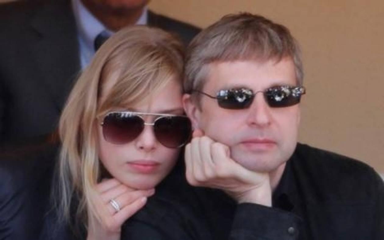 Υπό κράτηση η πρώην σύζυγος του μεγιστάνα Ριμπολόβλεφ για κλοπή