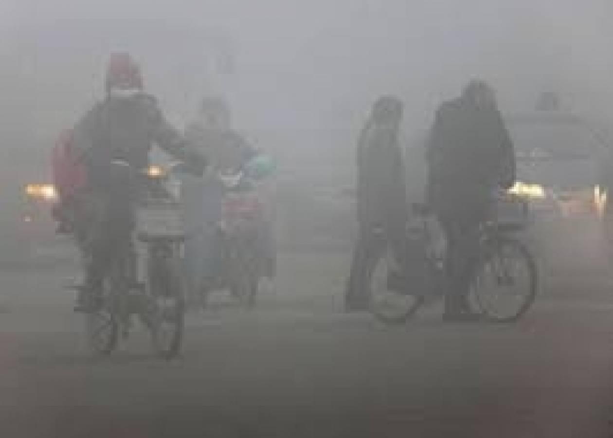 Αγωγή κατά της κυβέρνησης της Κίνας για την ατμοσφαιρική ρύπανση