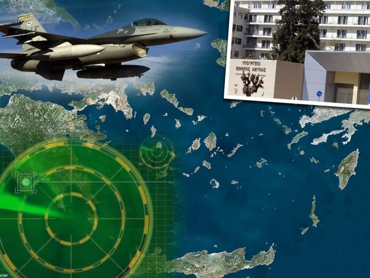 Πετάνε στα «τυφλά» τα F16 της Αεροπορίας