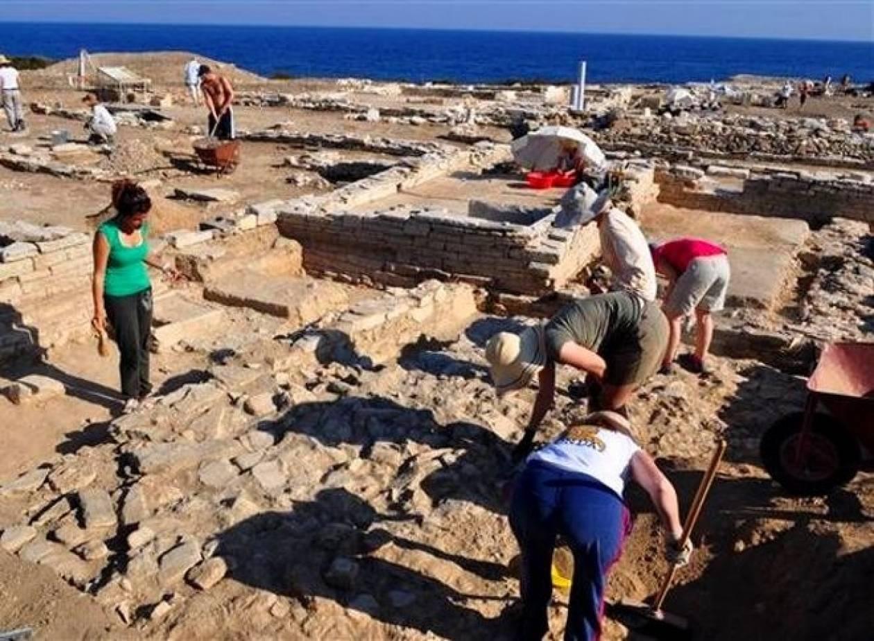 Κάτω Κουφονήσι: Βρήκαν σπάνια «διαμάντια» στον πάτο της θάλασσας